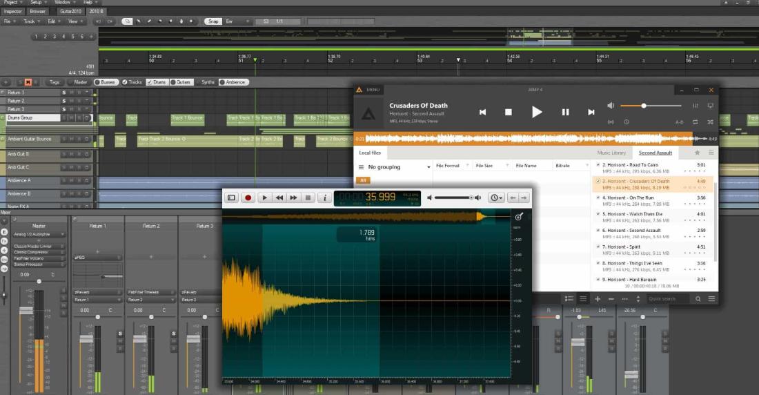 Musiksoftware als Freeware: Aufnehmen und komponieren am Computer